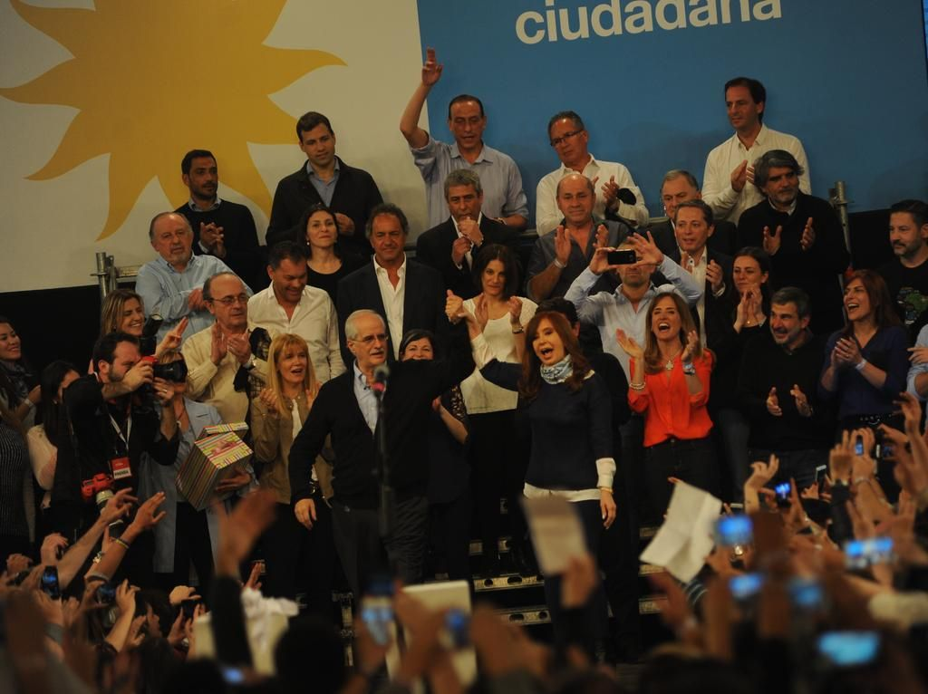 """Cristina relanzó su campaña y dijo que """"perdió el Gobierno"""""""