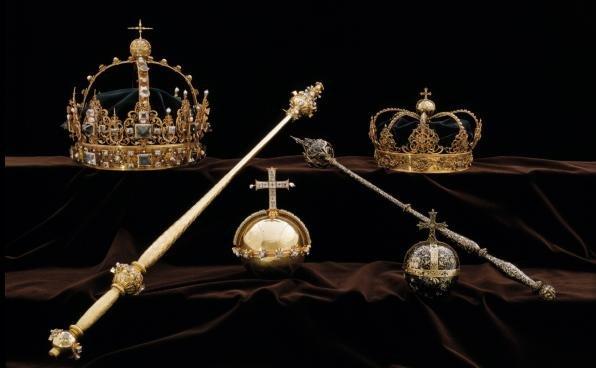De película: robaron en Suecia joyas de la corona y huyeron en una lancha