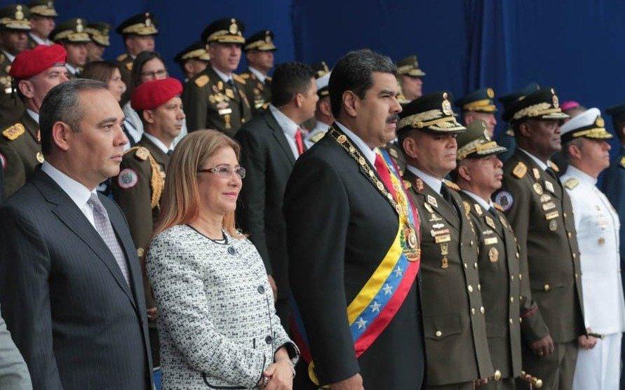 Confirman atentado contra Nicolás Maduro [Internacional]