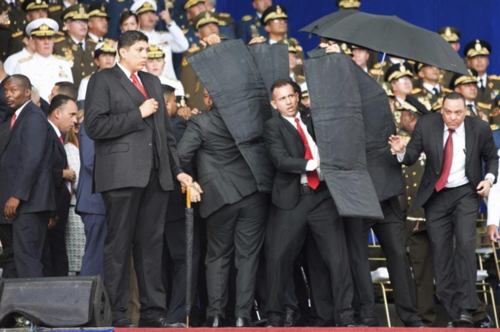 Venezuela responsabiliza a Colombia