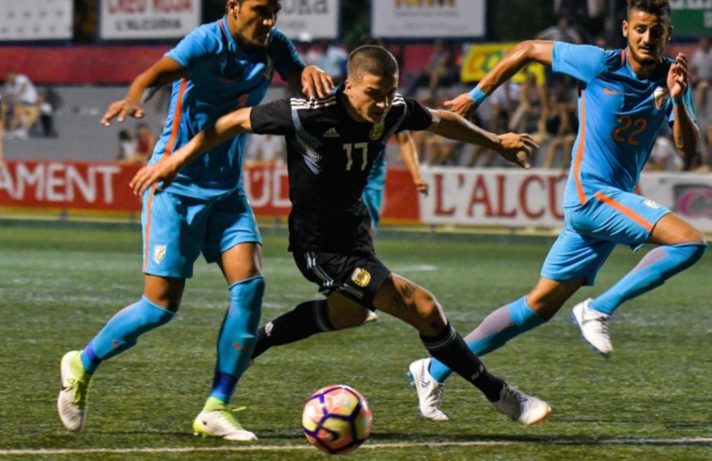 La Sub 20 se jugará el pase a la final ante Uruguay