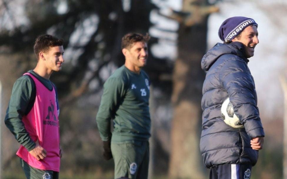 """Troglio: """"Falta empezar a ganar, porque el fútbol maneja los estados de ánimo de un club"""""""