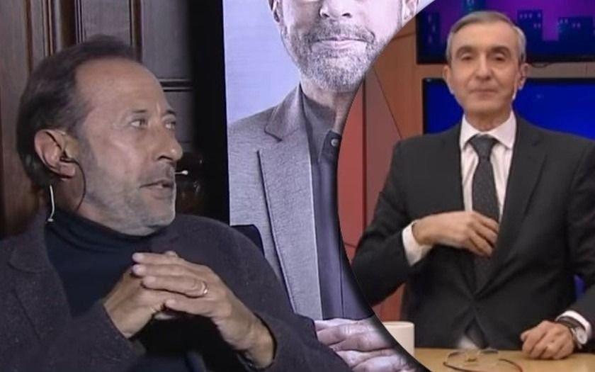 Nelson Castro le preguntó a Francella por los cuadernos y el actor lo mató