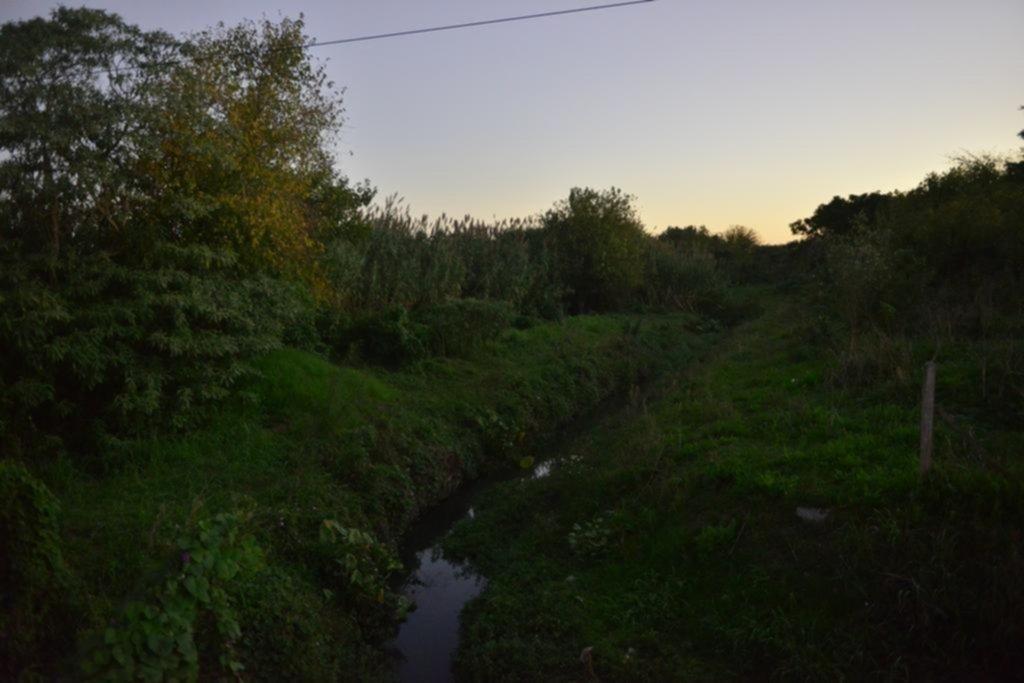 Media sanción para la expropiación de un predio destinado a crear un reservorio