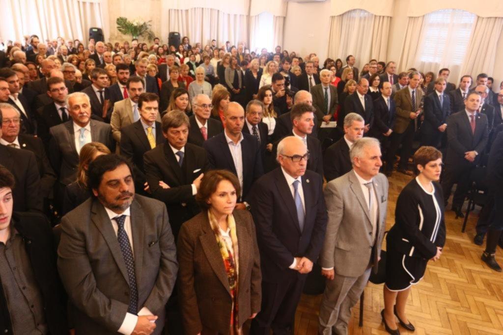 Asumieron las nuevas autoridades en el Colegio de Escribanos bonaerense
