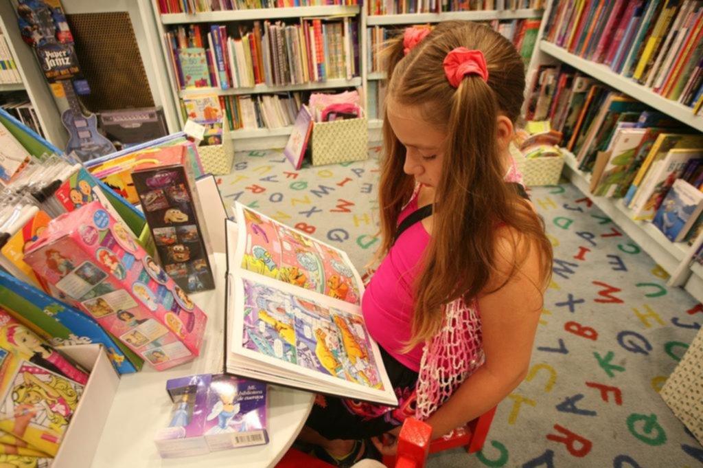 La Semana del Libro llegará a la Ciudad con varias actividades destinadas a promover la lectura