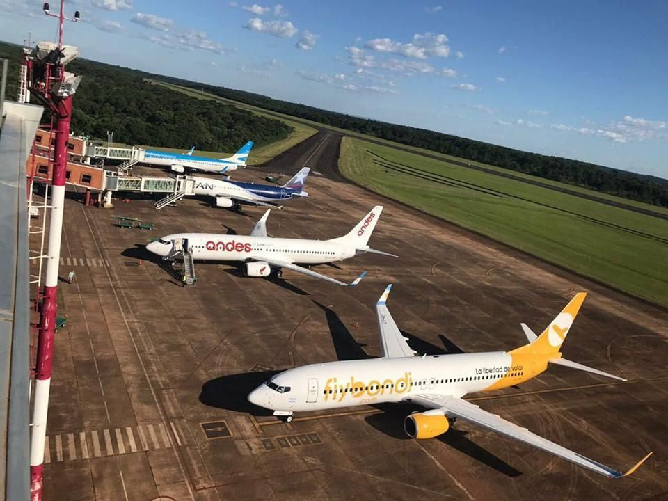 Récord de ventas en pasajes aéreos para vuelos domésticos
