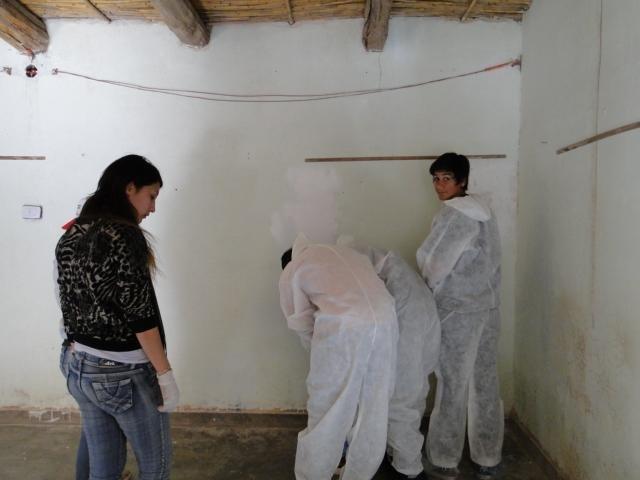 Alumnos pondrán manos a la obra para arreglar una escuela de un paraje jujeño