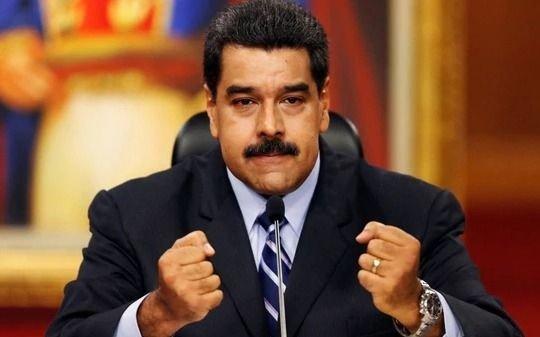 Maduro pide ayuda a EE UU por el atentado