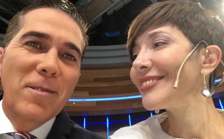 ¿Cristina Pérez y Rodolfo Barili a punto de blanquear su amor?