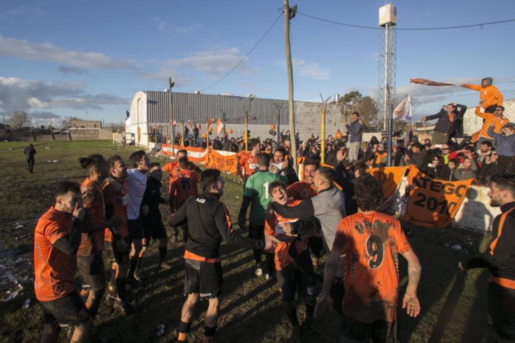 ADIP se fortaleció en el barro, empató y se consagró campeón del Apertura liguista