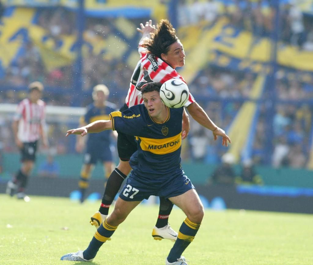 Despite Boca's extensive dominance in the history, Pincha gave himself the pleasure of winning the finals