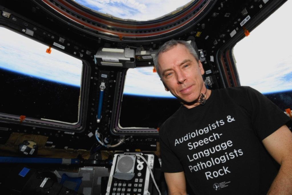 Así es el exigente entrenamiento de los astronautas en el espacio