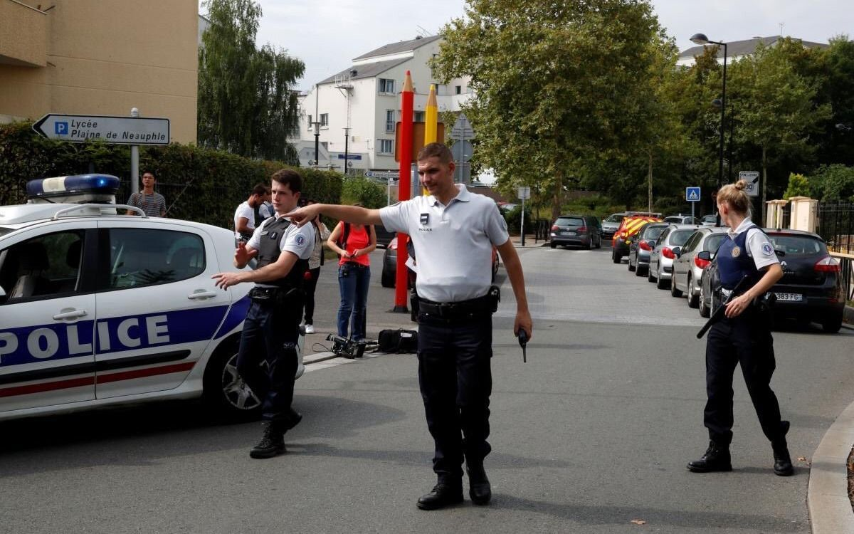 Dos muertos en un ataque con cuchillo en Francia