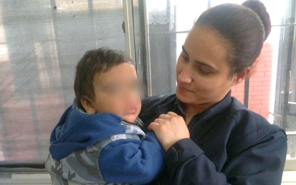 FLORENCIO VARELA Desgarrador: abandonaron a un bebé con un triste mensaje