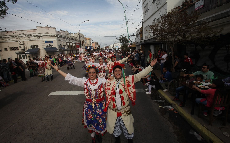 Este sábado arranca en Berisso la  tradicional Fiesta Provincial del Inmigrante