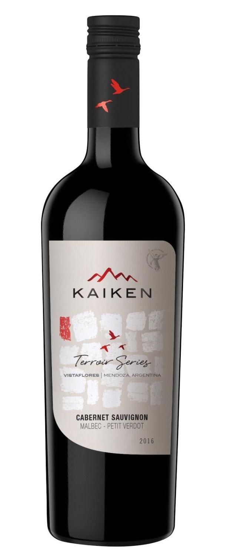 """Kaiken presenta la cosecha 2016 de """"Kaiken Terroir Series  Cabernet Sauvignon"""""""