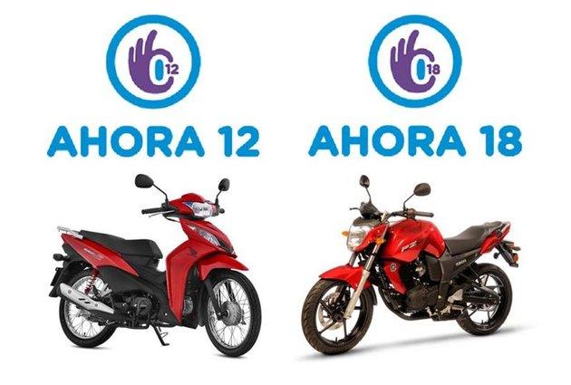 Resultado de imagen para ahora 18 motos