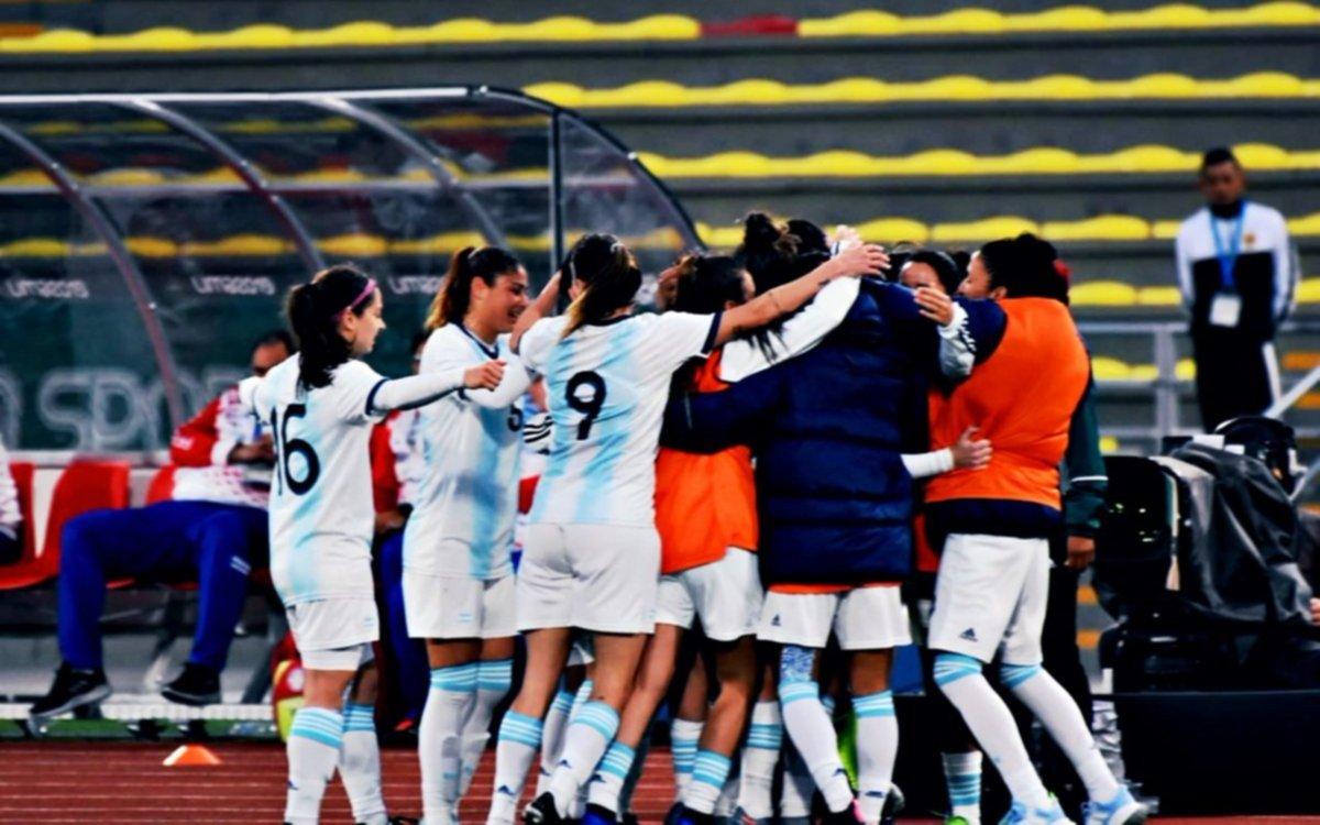 Juegos Panamericanos: Argentina, con Yamila Rodríguez se mide ante Paraguay