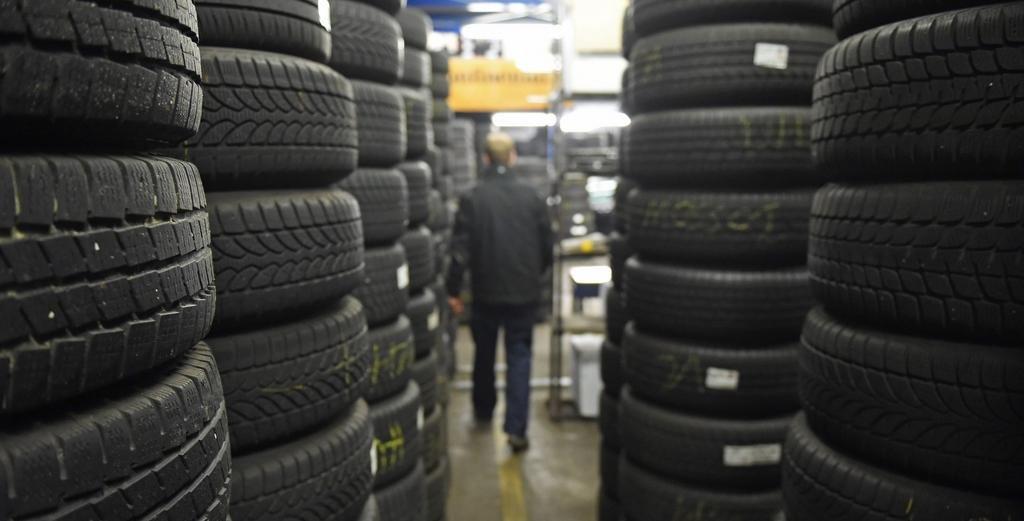 ¿Qué significan los números y letras de los neumáticos?