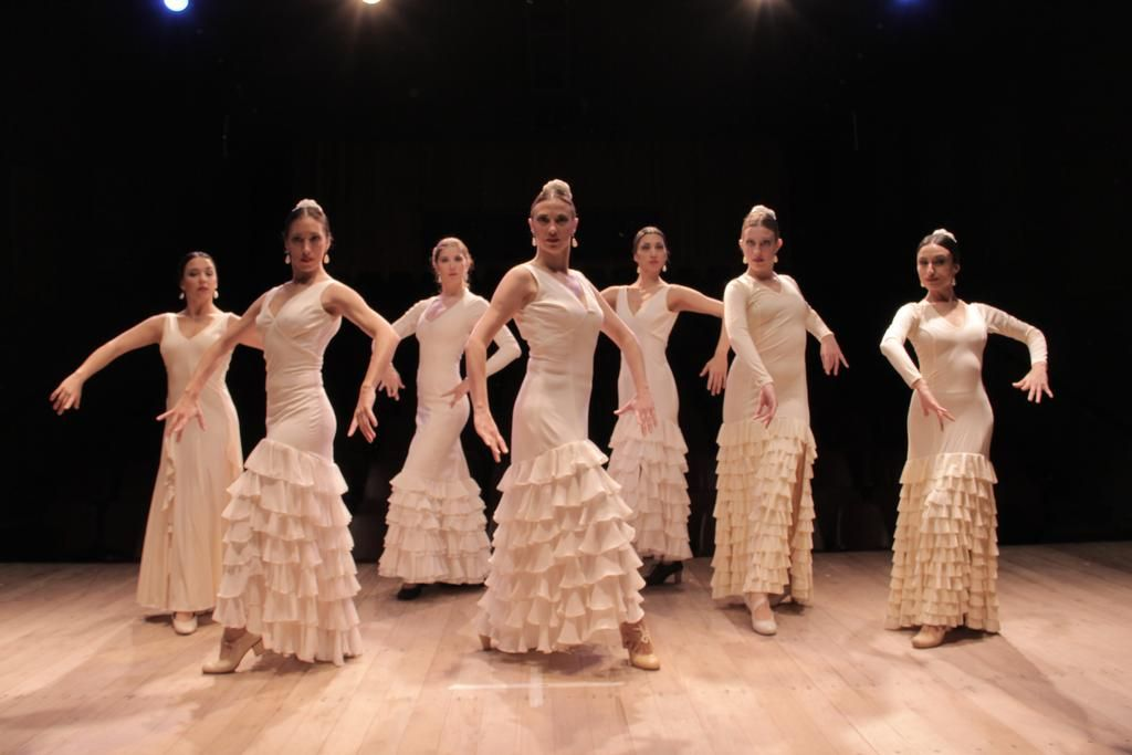 Noche de ballet y danza española