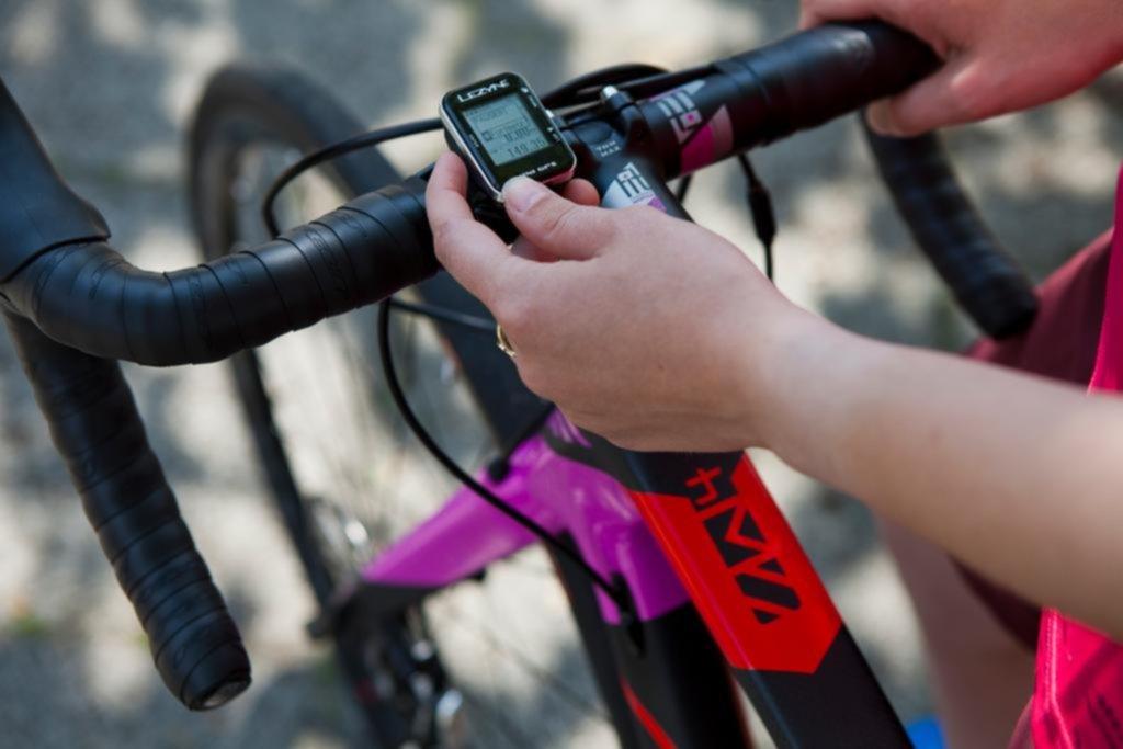 Aplicaciones para pasear en bicicleta y no perderse en el intento