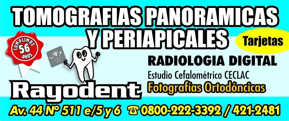 Tecnología de punta en radiología dental para tus estudios