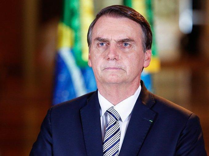 """Bolsonaro dice que muchos argentinos van a """"huir"""" a Brasil si gana Alberto Fernández"""