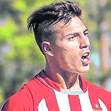 Se complicó la transferencia de Apaolaza al fútbol griego