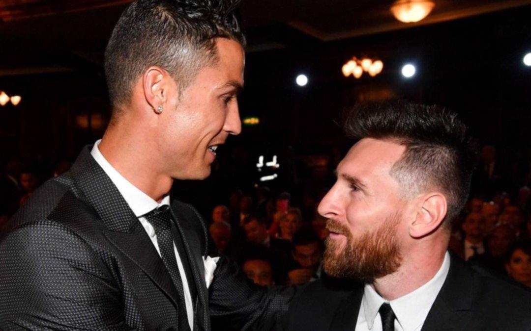 Cristiano Ronaldo explicó cuáles son las diferencias que tiene con Messi