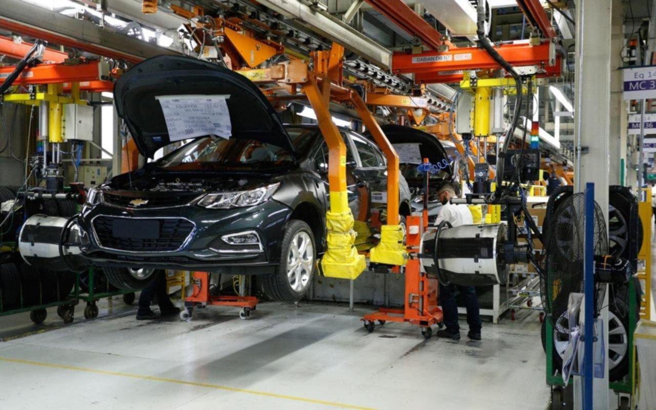 General Motors sube 23% el precio de sus 0 km y le seguirán el resto de las automotrices