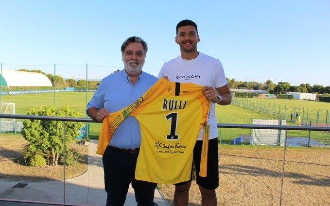 Se cristalizó la llegada de Rulli al fútbol francés