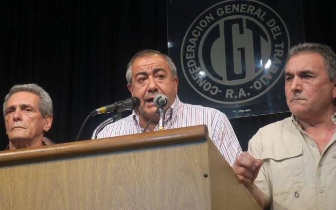 """Héctor Daer, sobre las medidas del Gobierno: """"Hoy hay un escenario distinto al del lunes"""""""