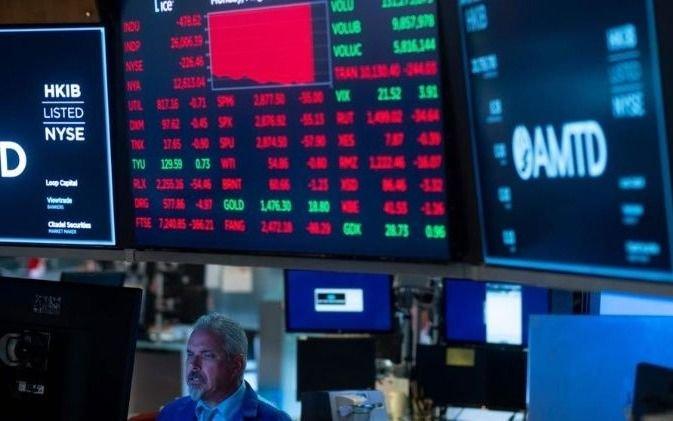 Wall Street cerró hoy con fuertes pérdidas y las acciones argentina volvieron a perder