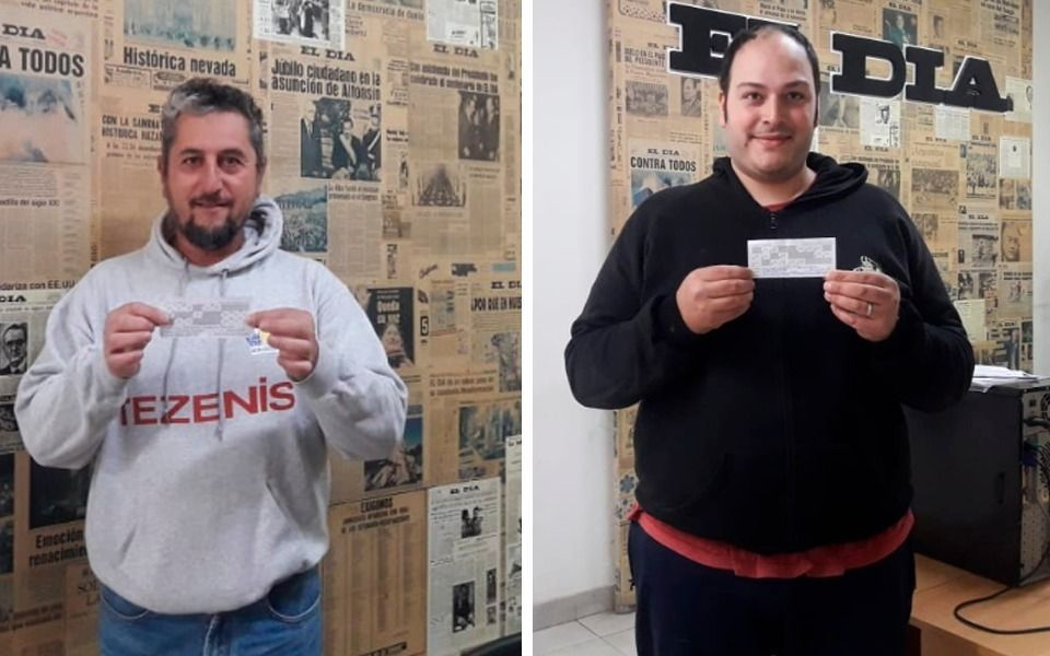 Los $300.000 de El Cartonazo quedaron en manos de dos ganadores