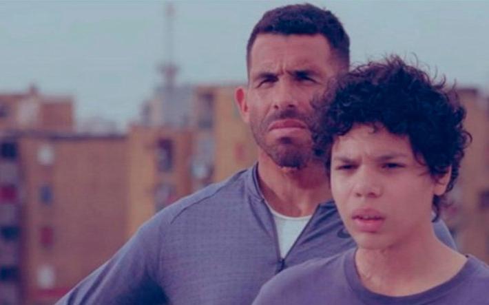 La serie sobre la vida de Carlos Tevez se estrena este viernes en Netflix
