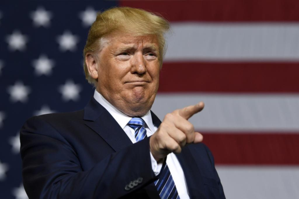 Trump quiere inmigrantes, pero blancos y con plata