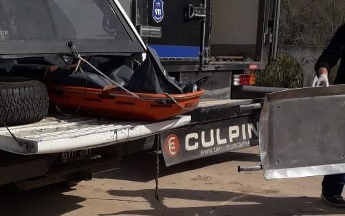 Encontraron el cuerpo del pescador que seguía desaparecido, tras 13 días de angustia