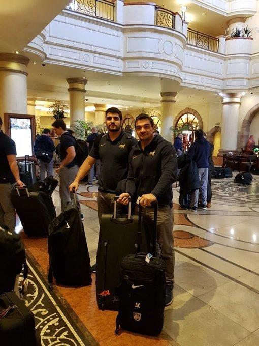Los Pumas, con equipo confirmado para la revancha frente a los Springboks