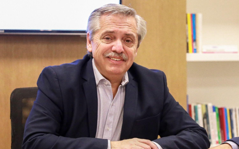 """Alberto Fernández pidió por el fin de la """"grieta""""  y se compromete a """"no hablar de herencia"""""""