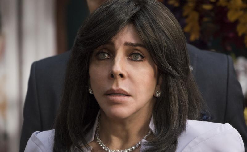 """Por qué Verónica Castro le dijo """"no"""" a Netflix"""
