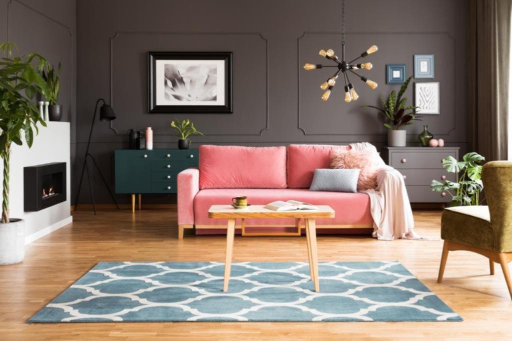 La calidez de las alfombras