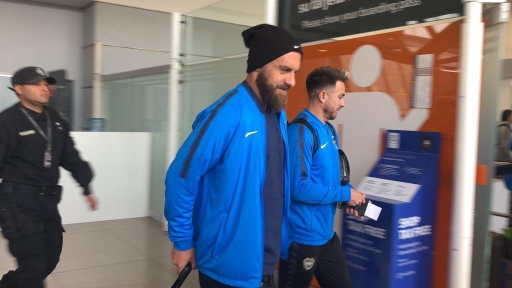 Boca viajó a Ecuador con los ojos puestos en la Liga de Quito
