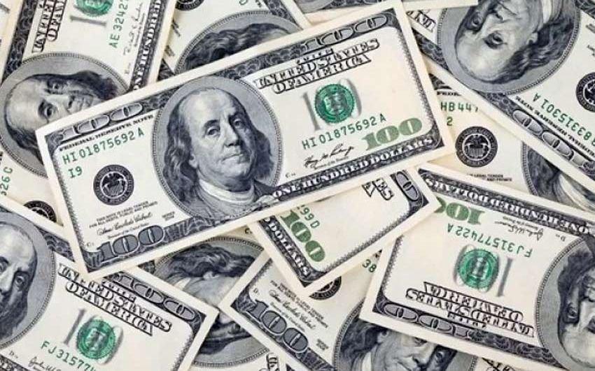 Con una leve caída, el dólar cerró a $57,27