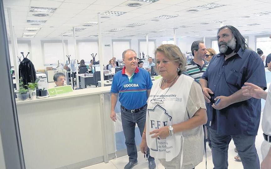 """Los docentes bonaerenses reclaman la actualización """"mensual"""" de la cláusula gatillo"""