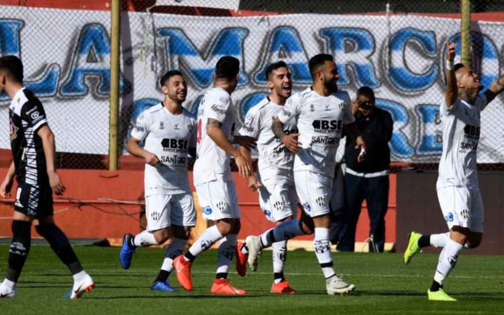 Central Córdoba le ganó a All Boys y avanzó a los octavos de final de la Copa Argentina