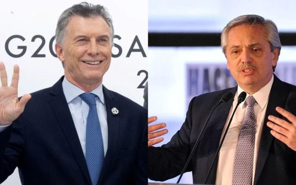 Mauricio Macri y Alberto Fernández participarán de un seminario en el MALBA