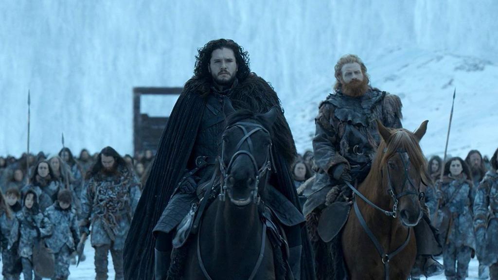 """Fue liberador"": Kit Harington reveló qué pasó con Jon Snow en el final de ""Game of Thrones"""