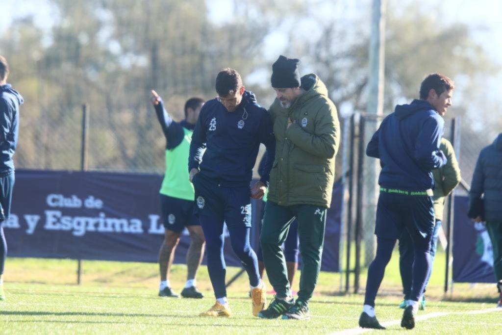 Ortiz toma medidas, buscando una recuperación urgente