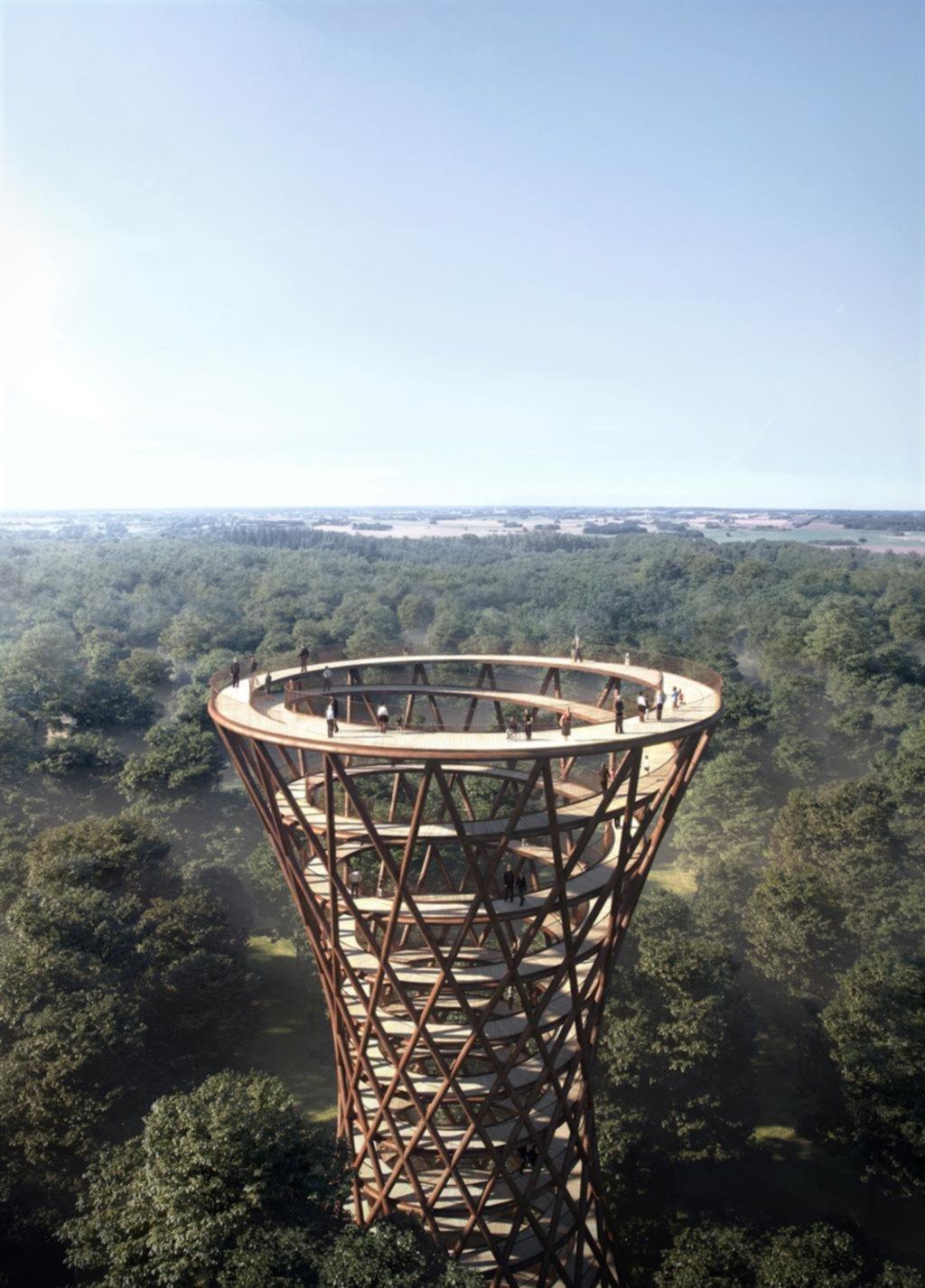 La torre del bosque